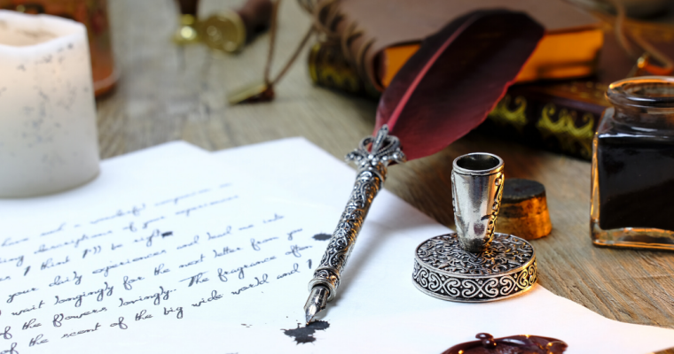 5 Writing Prompts to get you started
